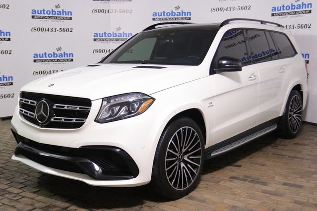 Pre-Owned 2017 Mercedes-Benz GLS GLS 63 AMG®