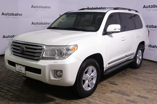Pre-Owned 2013 Toyota Land Cruiser