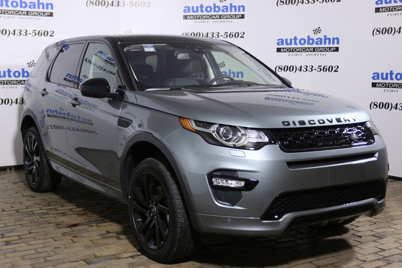 New 2018 Land Rover Discovery Sport HSE 4 Door in Fort Worth L