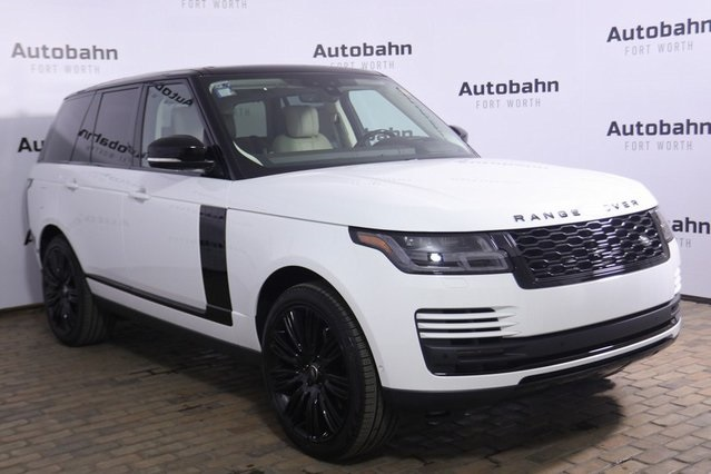 Land Rover Fort Worth >> New 2020 Land Rover Range Rover Hse Awd
