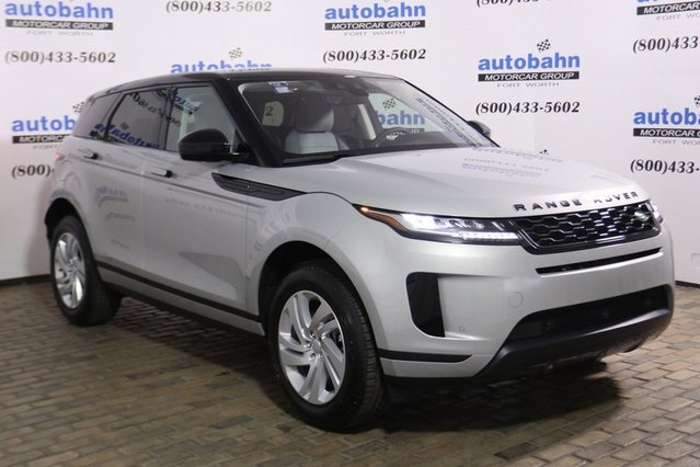 Land Rover Fort Worth >> Demo Loan Cars 2020 Land Rover Range Rover Evoque S All Wheel Drive 4 Door