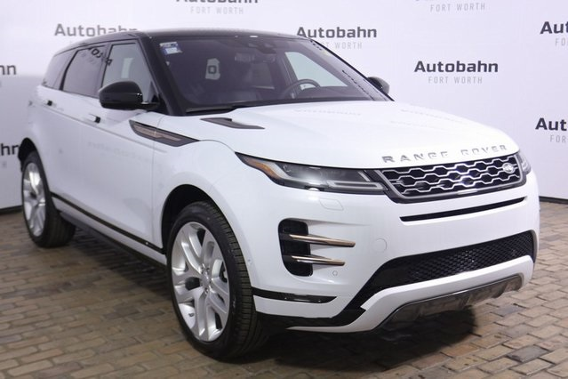 Land Rover Fort Worth >> Demo Loan Cars 2020 Land Rover Range Rover Evoque First Edition All Wheel Drive 4 Door