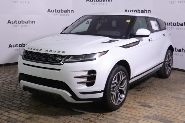 New 2020 Land Rover Range Rover Evoque Dynamic