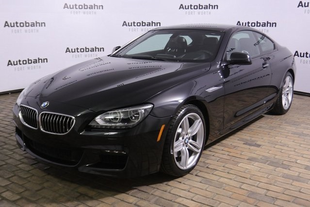 Pre-Owned 2014 BMW 6 Series 640i