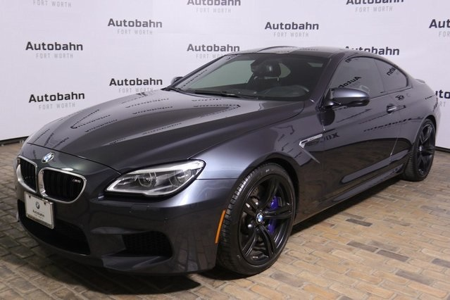 Pre-Owned 2017 BMW M6 Base