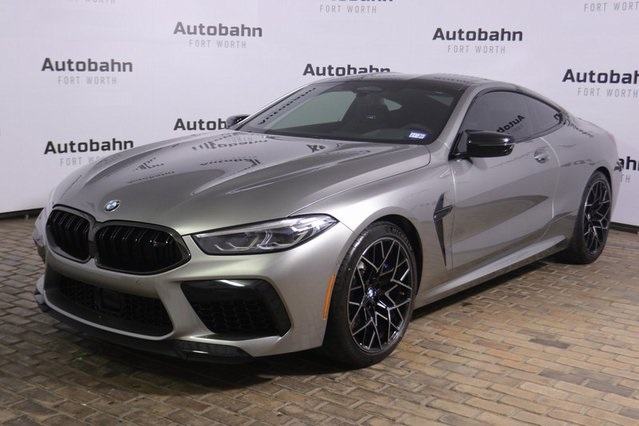 Pre-Owned 2020 BMW M8 Competition
