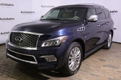 Pre-Owned 2016 INFINITI QX80 Limited auction