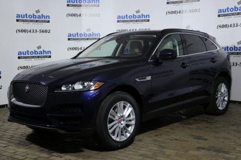 Certified Pre-Owned 2019 Jaguar F-PACE 20d Prestige