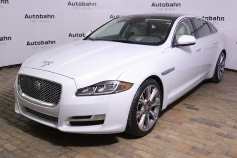 Certified Pre-Owned 2018 Jaguar XJ XJL Portfolio