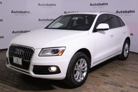 Pre-Owned 2016 Audi Q5