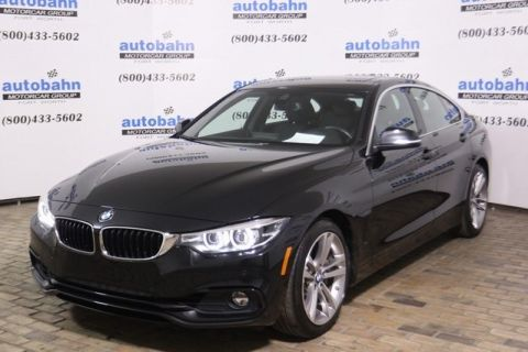 Pre-Owned 2019 BMW 4 Series 440i