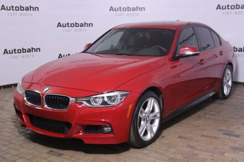 Pre-Owned 2016 BMW 3 Series 340i SALE PENDING